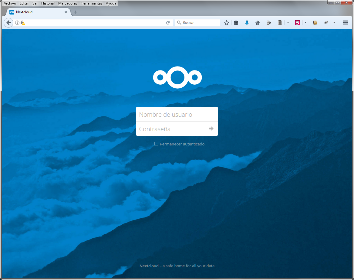 Adéu Dropbox, hola Nextcloud