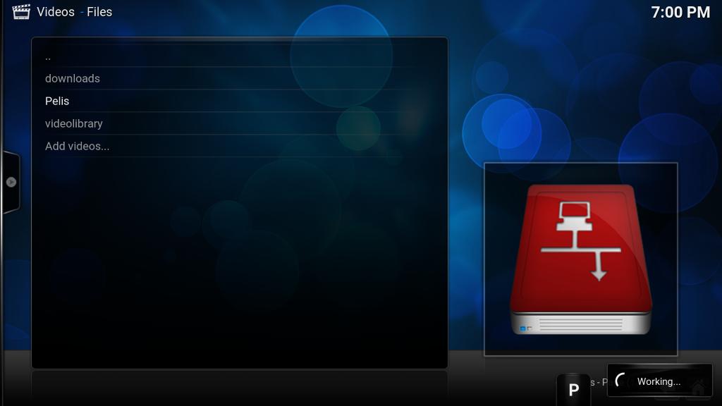 Compartint arxius multimèdia des de FreeBSD a un smartTV LG webOs + smartphone + tablet