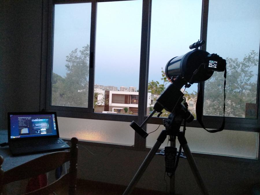 Entangle, programari per a controlar i fotografiar amb una camera de fotos connectada per USB