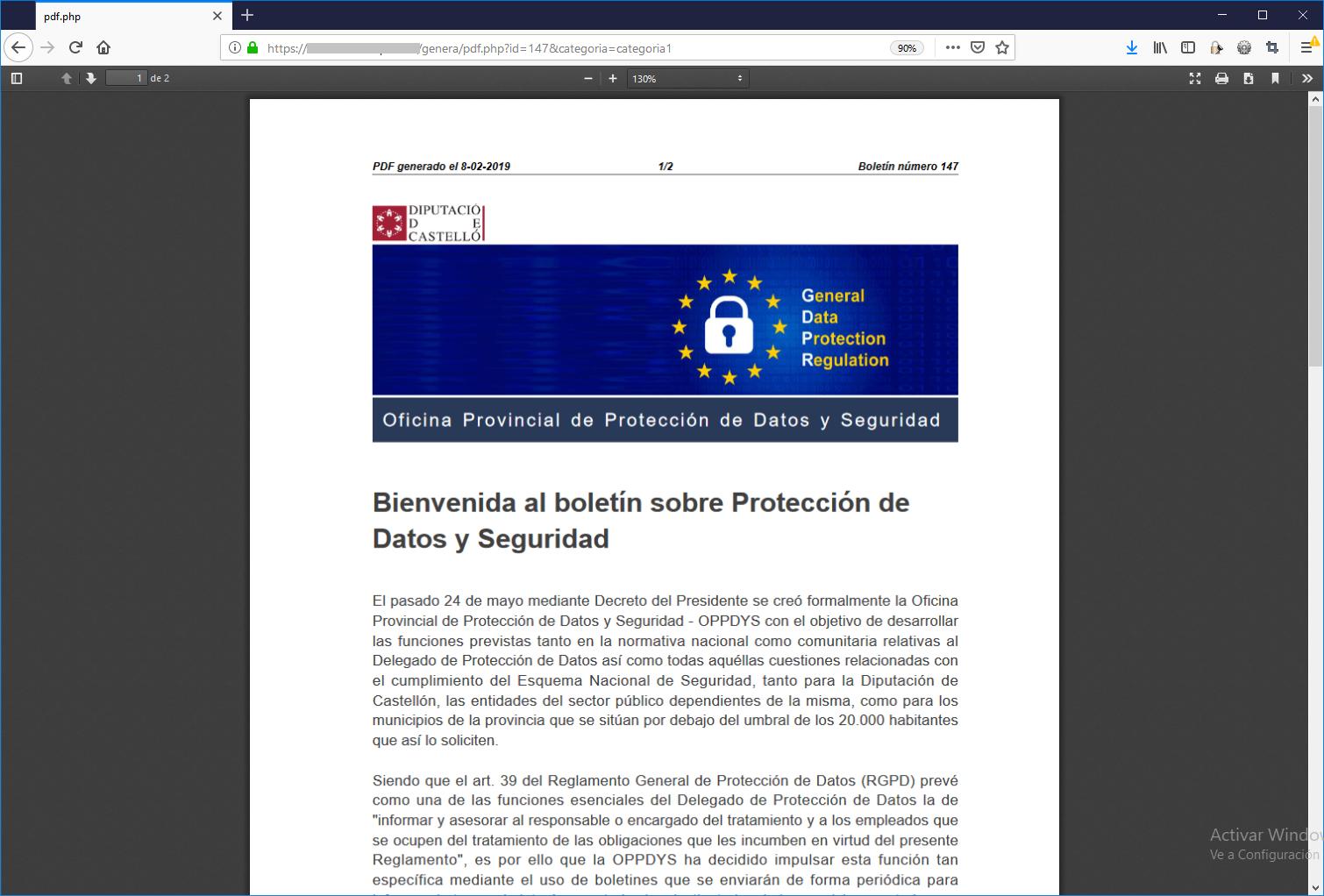 Publicada la versió 2.0 dels Newsletters Senzills