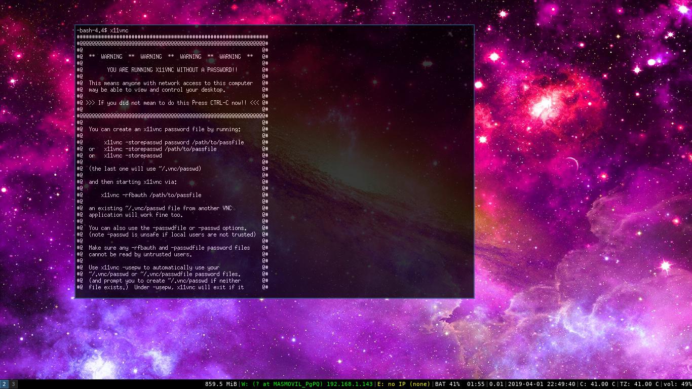 Les meues aplicacions gràfiques favorites a OpenBSD 6.4