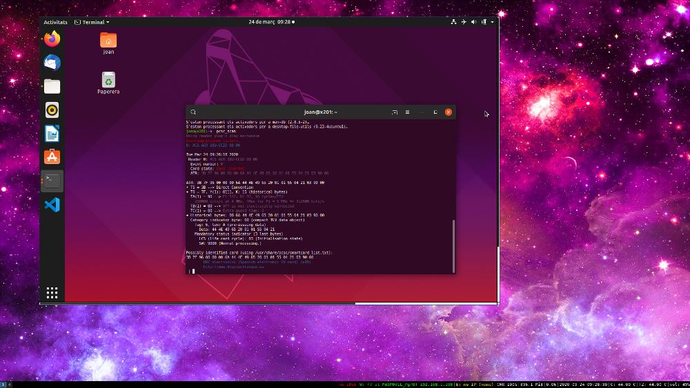 Instal·lant el DNI Electrònic a Ubuntu 19.04 i 19.10