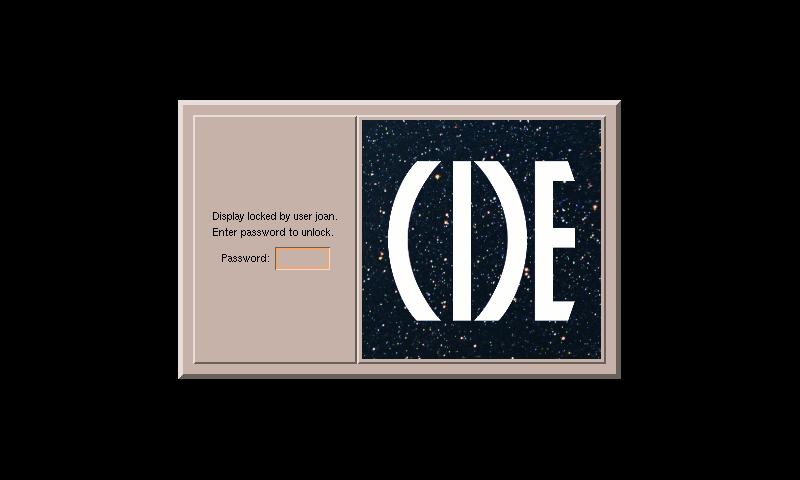 Escriptori CDE