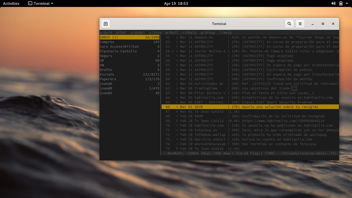 Instal·lant l'escriptori Gnome a OpenBSD en pocs minuts