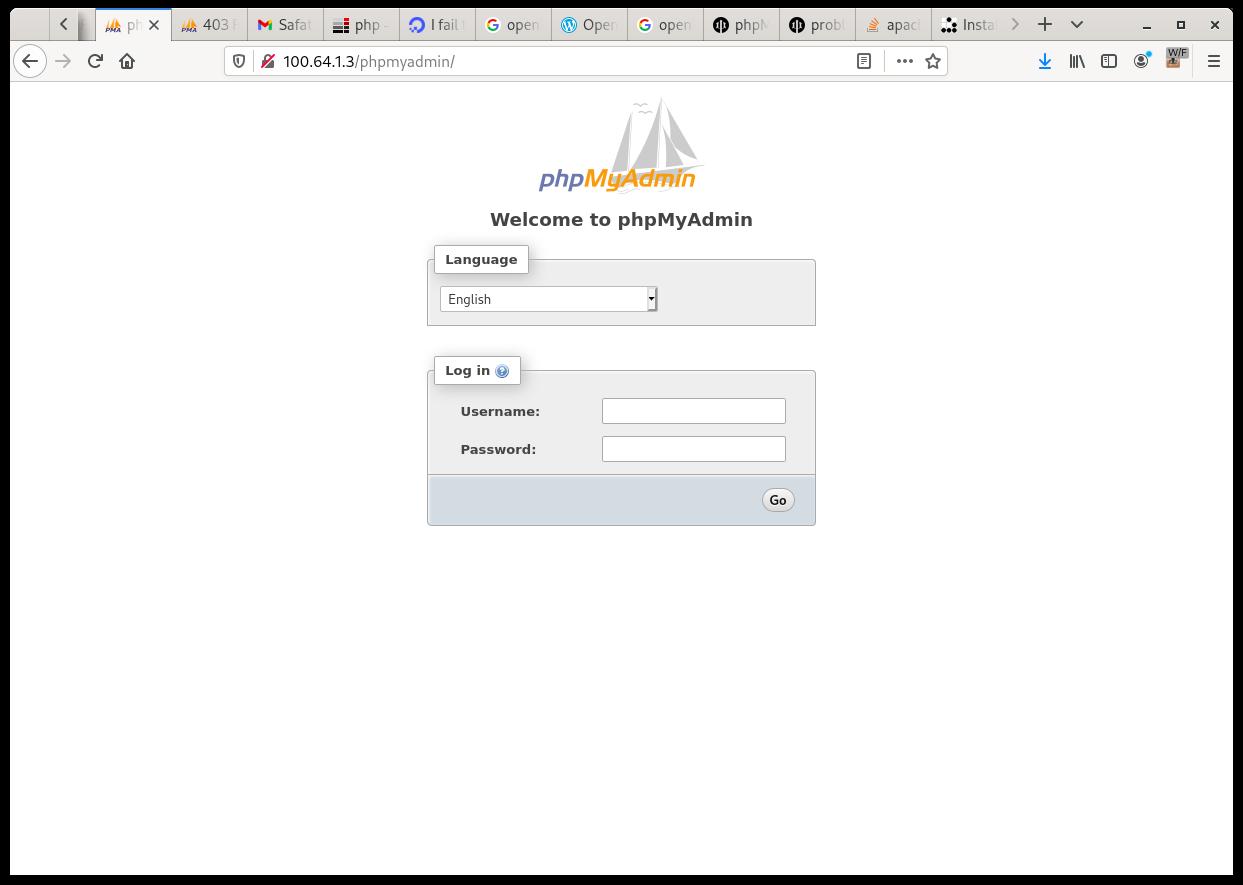 Instal·lant i configurant fàcilment phpMyAdmin a OpenBSD