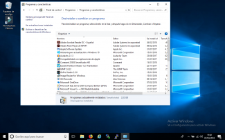 Configurant Windows 10 com a client NFS